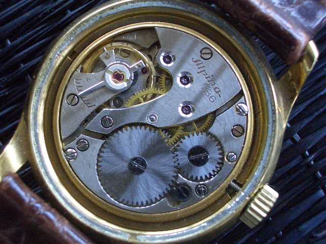Alpina Manual Movement