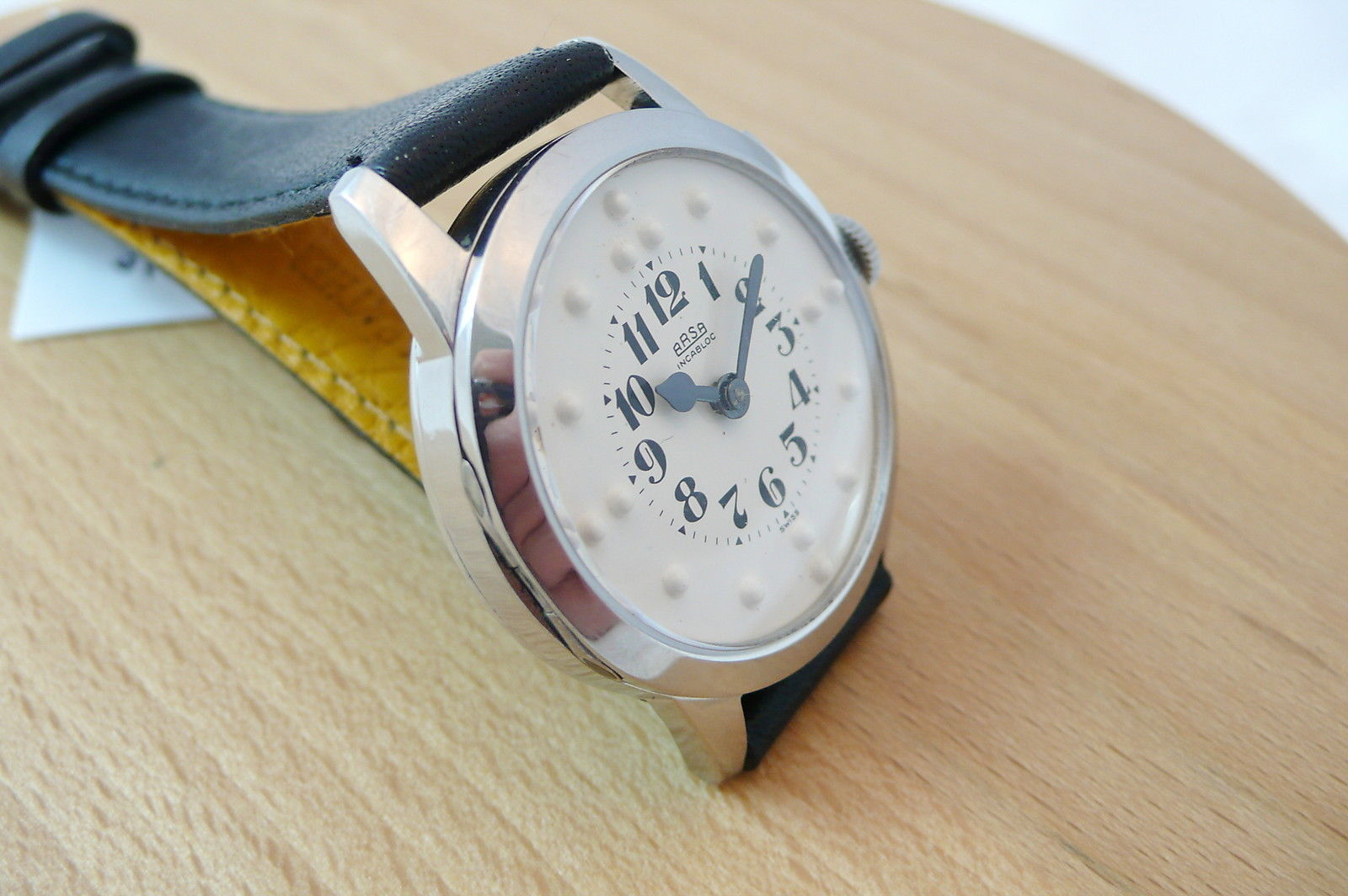 Arsa Braille Watch Movement