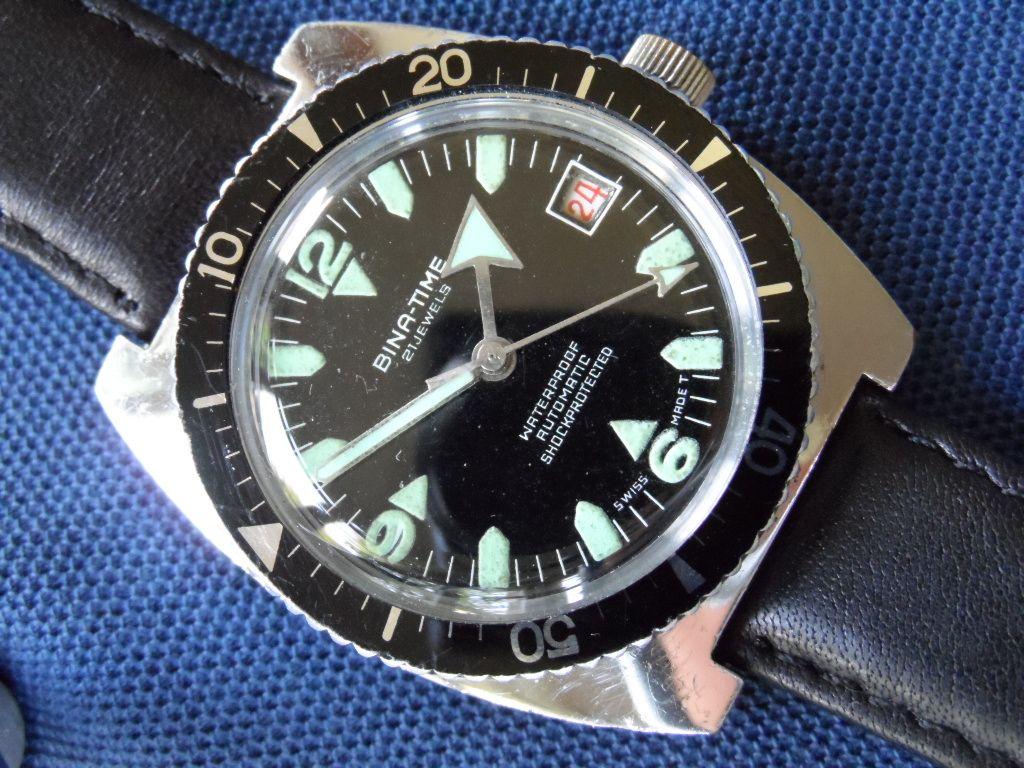 Bina Diver's Watch