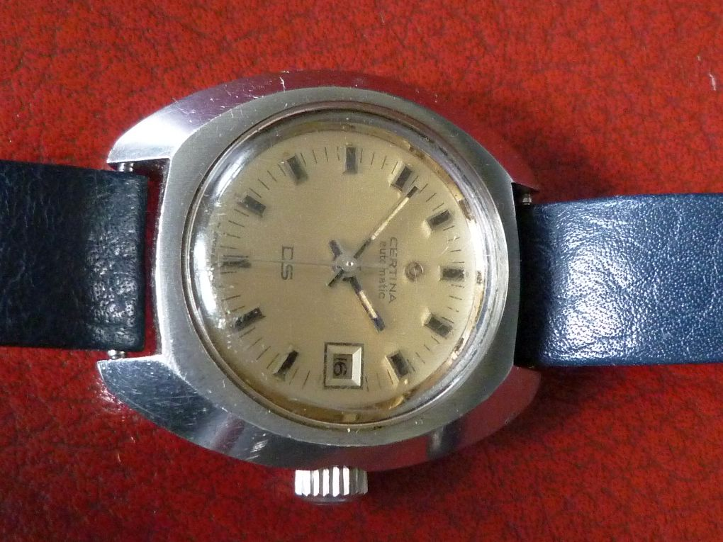Certina DS Lady's Automatic