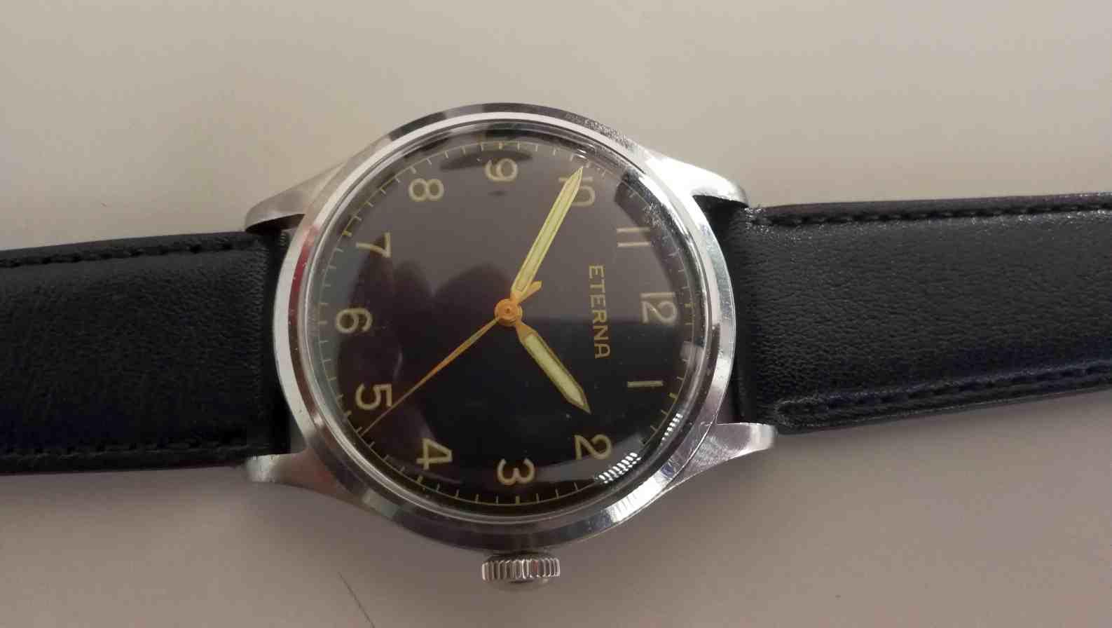 Eternamatic Classic Chronograph