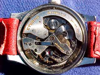Eterna Bumper 1 Movement