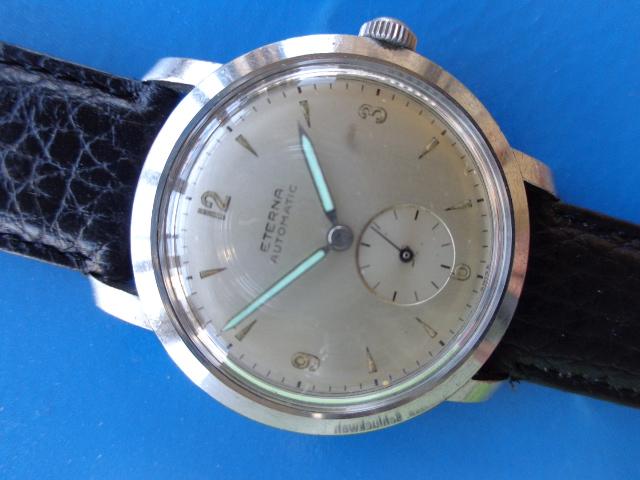 Eterna Chronometer