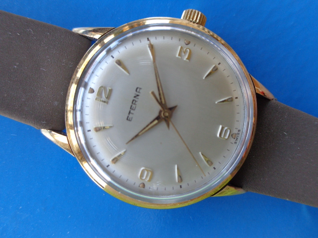 Eterna Manual Gold Cup