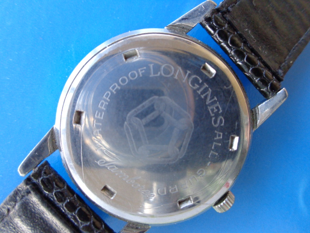 Longines Jamboree no Inscription