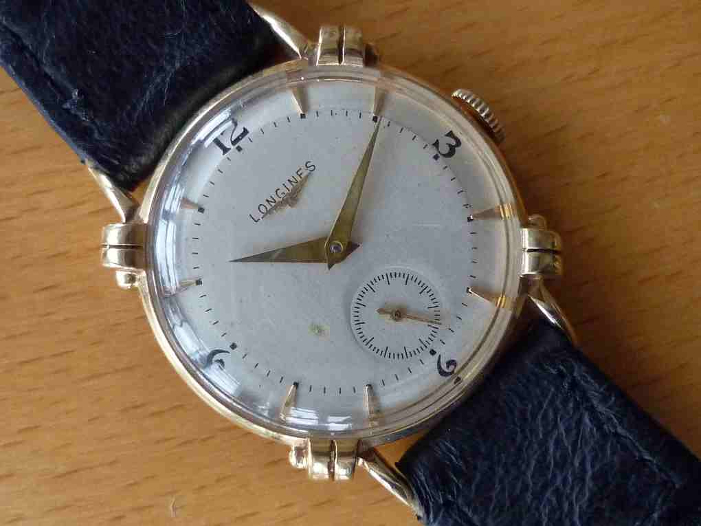 Longines 14kt new picture