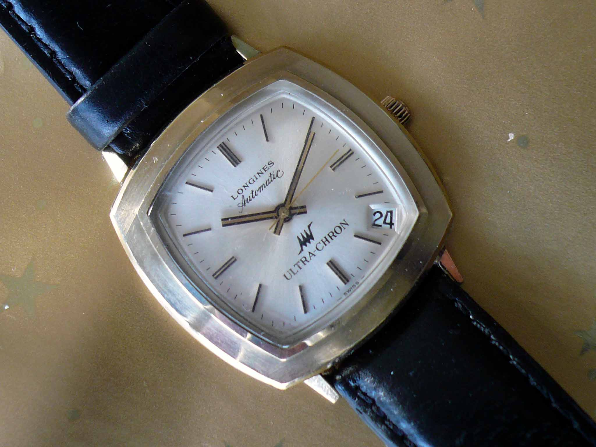 Longines Ultra Chron Square Automatic