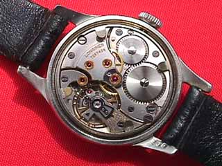 Longines White Dial Movement