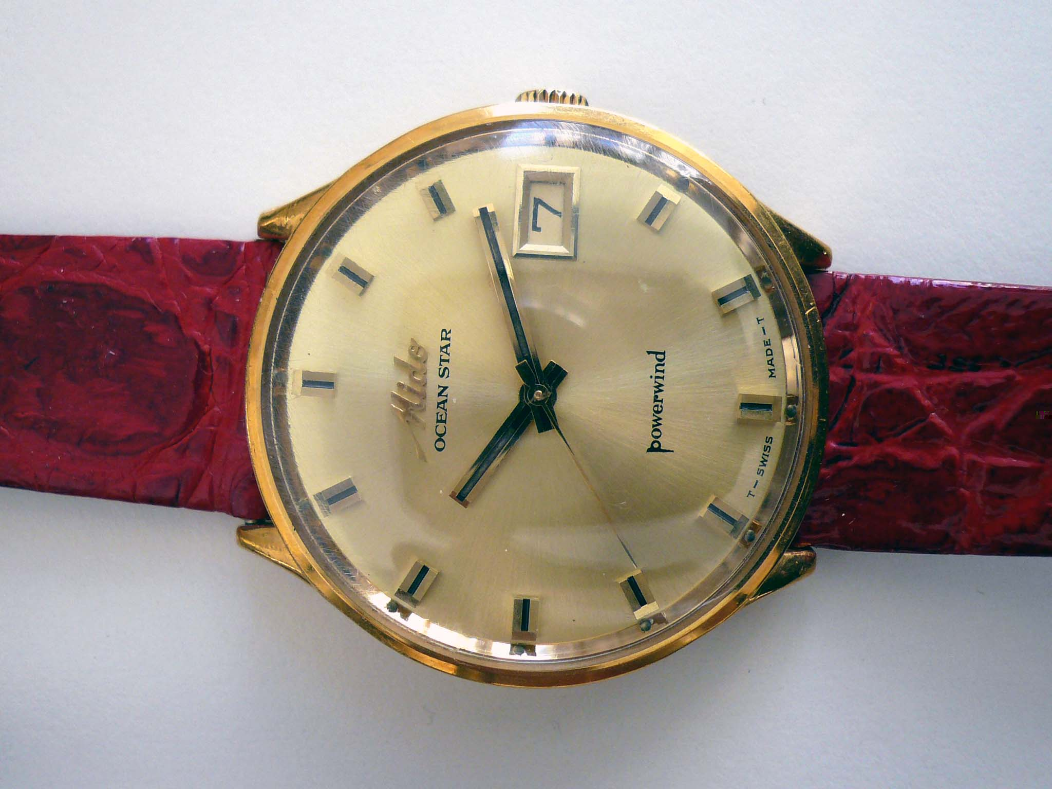 Vintage Swiss Watches