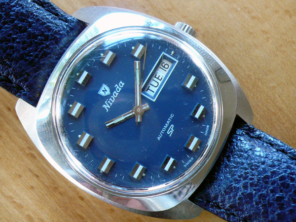 Nivada Automatic Day Date