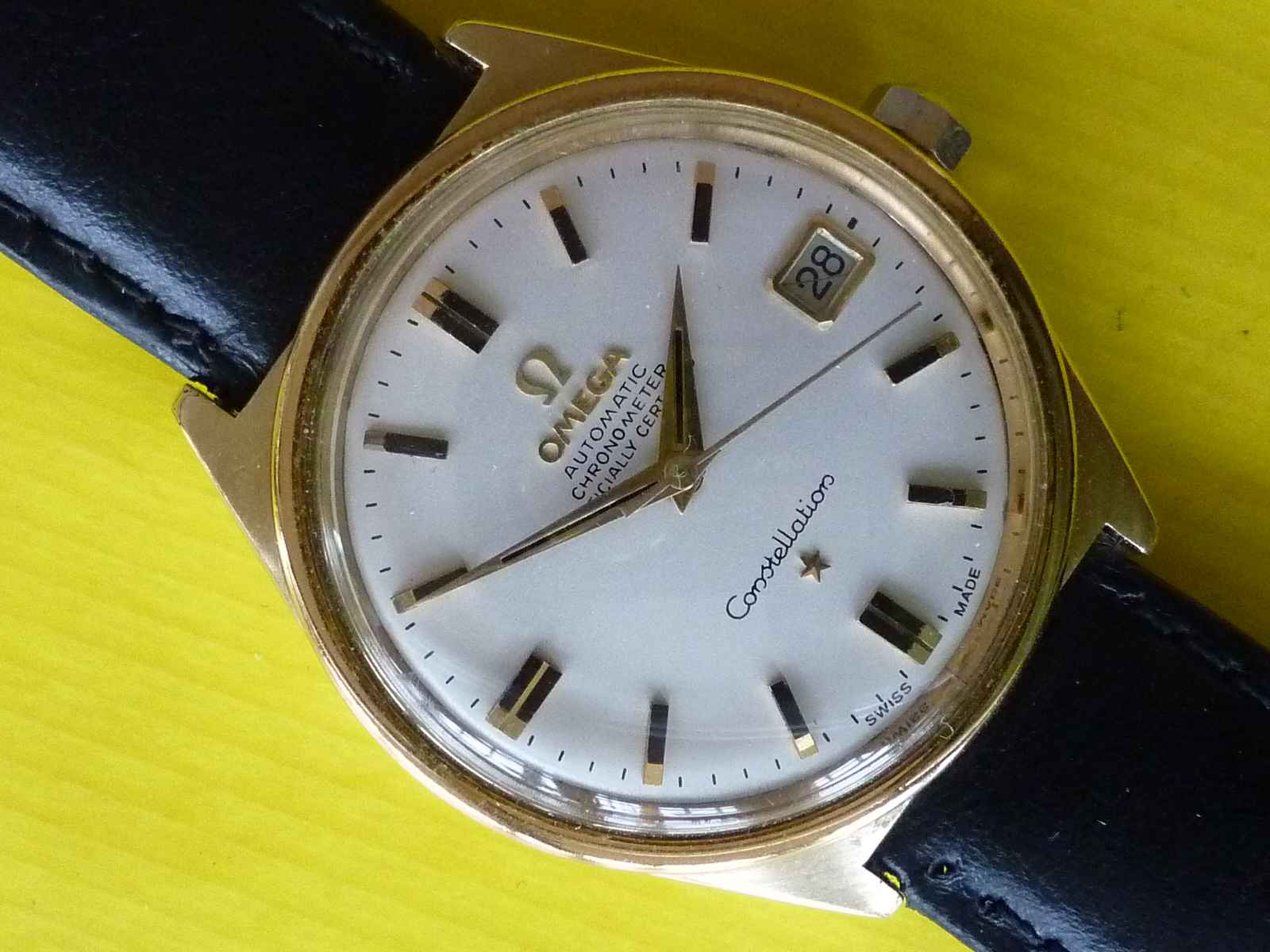 Omega Constellation gf