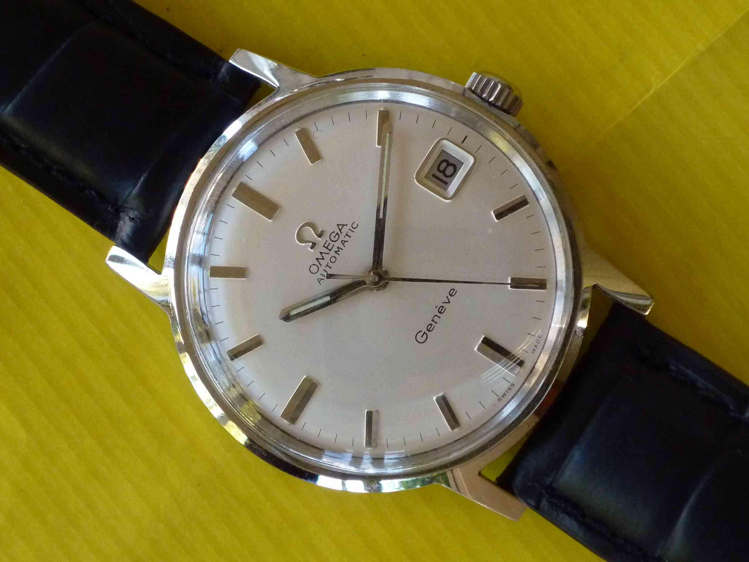 Vintage Omega Automatic Geneve