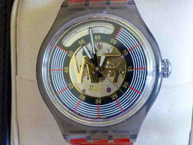 Swatch Edwin Moses