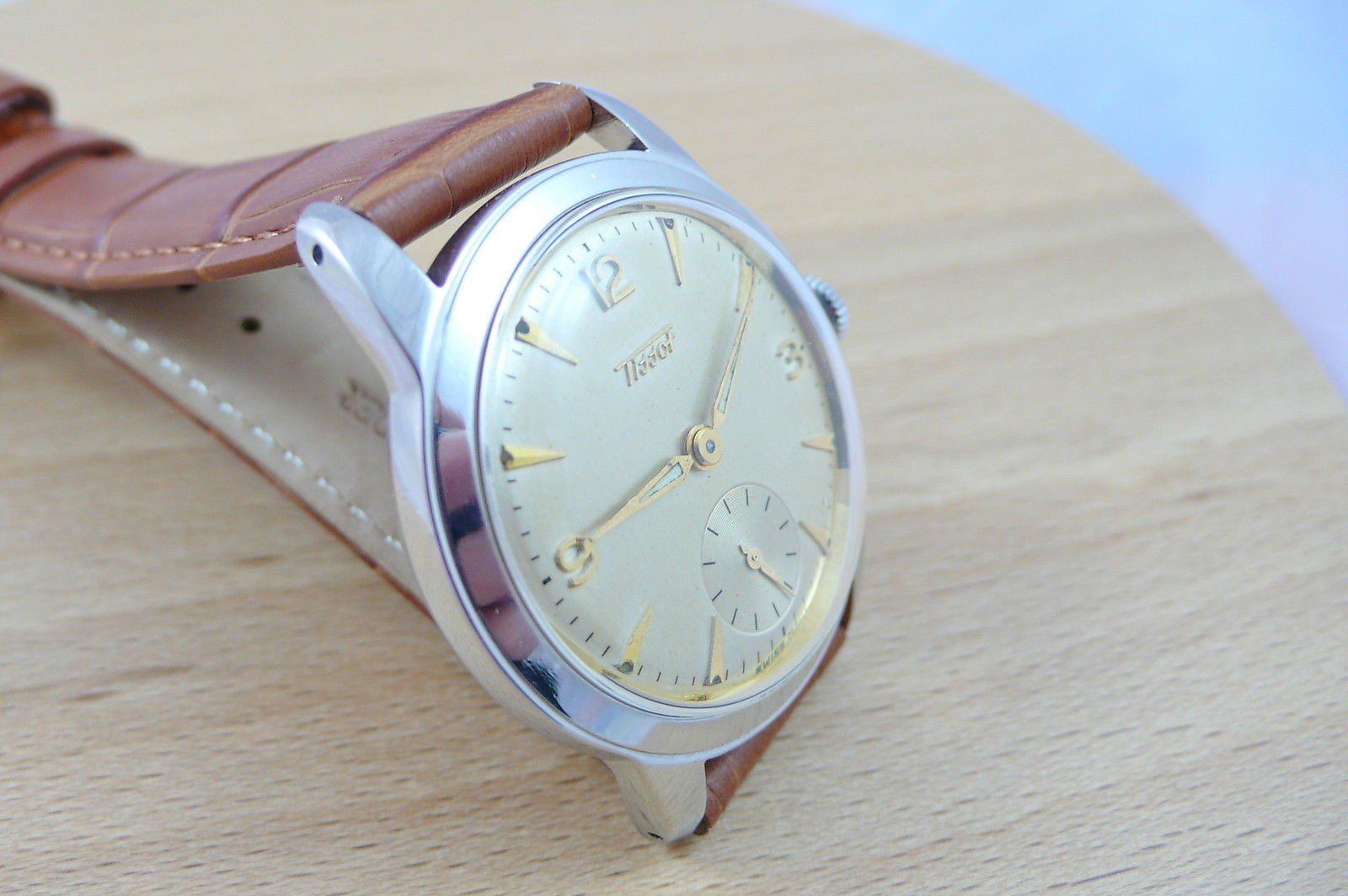 Tissot Manual Small Second Hand