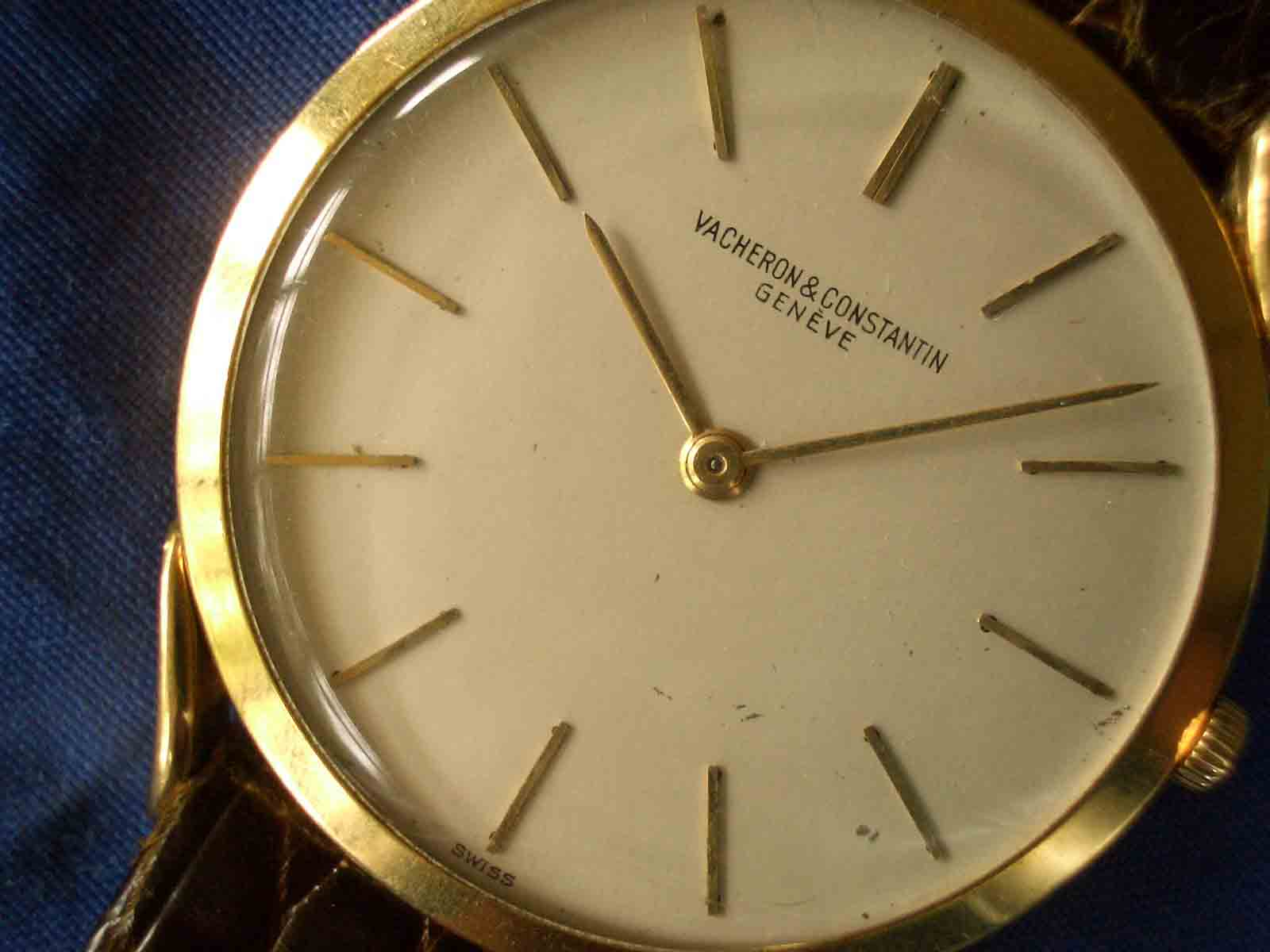 Vacheron Flat Close