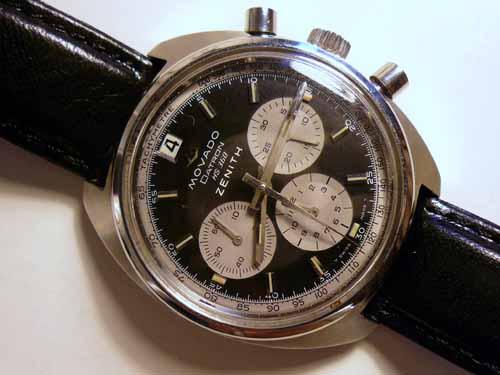 Zenith Movado Datron (El Primero) Chronograph