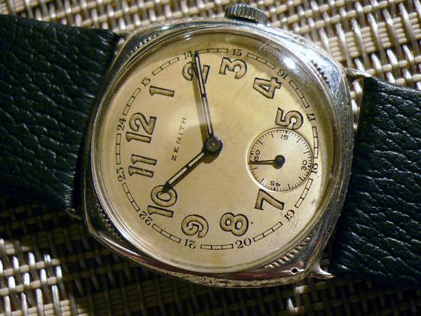 Swiss Watch Brands Vintage